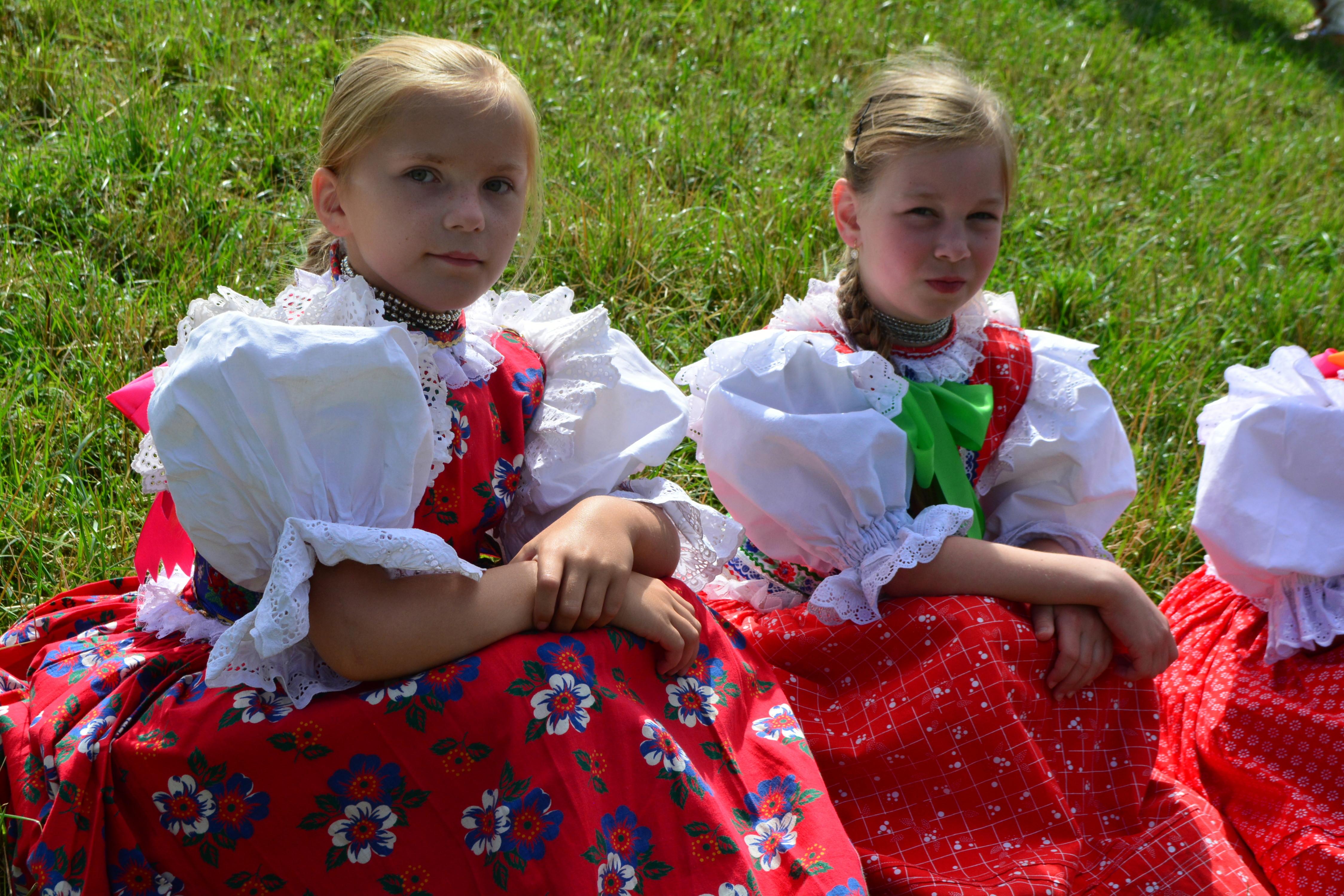 Detský folklórny súbor Sliačanček